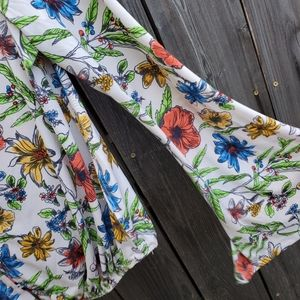 Free People Tops - Free People Floral Martini Bell Sleeve Top